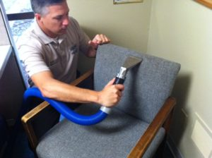 Office Chair Cleaning-Bock's Steam Star