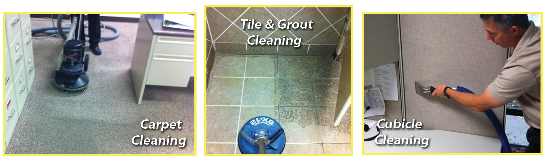 High Performance Commercial Cleaning